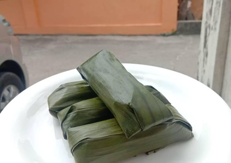 Resep memasak Lemet singkong