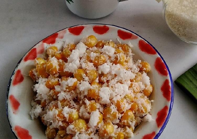 Resep membuat Gorontol jagung (blendung)