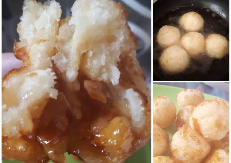 Cara memasak Jemblem sederhana