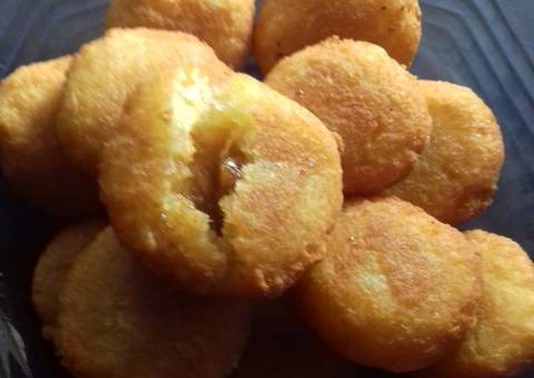 Resep memasak Jemblem singkong