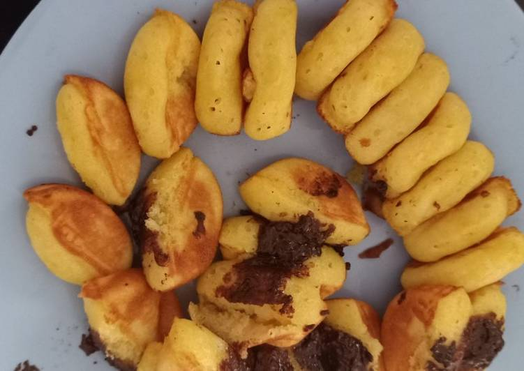 Resep: Pukis mini yg anti gagal n empuk