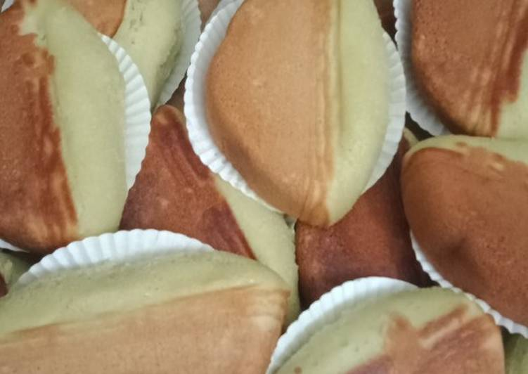 Resep: Pukis jumbo 6 telur anti ribet