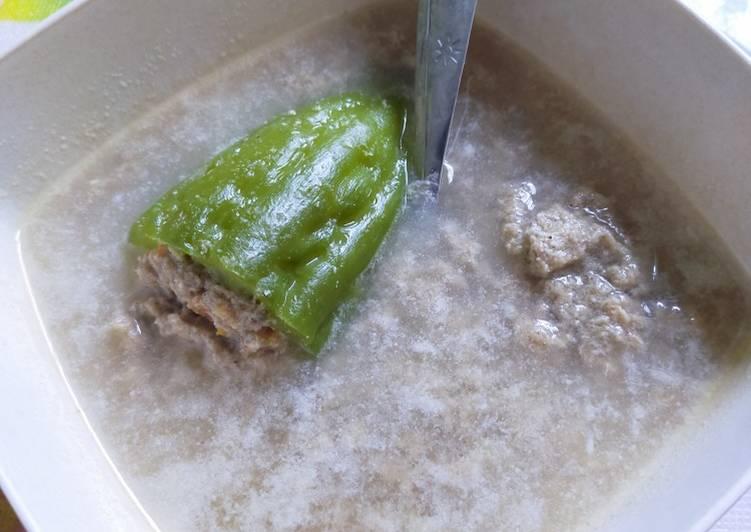 Resep mengolah Kembu Pria (Pare) - khas Sumbawa (NTB) lezat