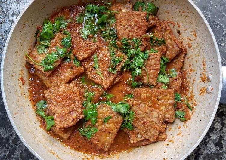 Resep: Tempe goreng saus tomat