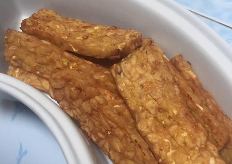 Resep: Tempe goreng