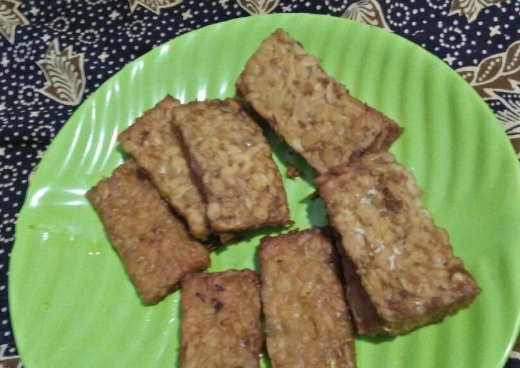 Resep: 20.Tempe goreng ala chef rudy choirudin (plus review)