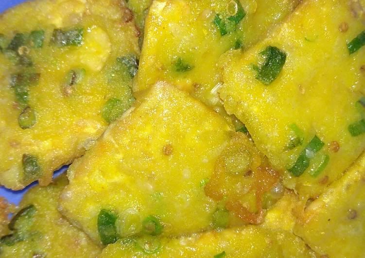 Resep memasak Tempe goreng tepung lezat