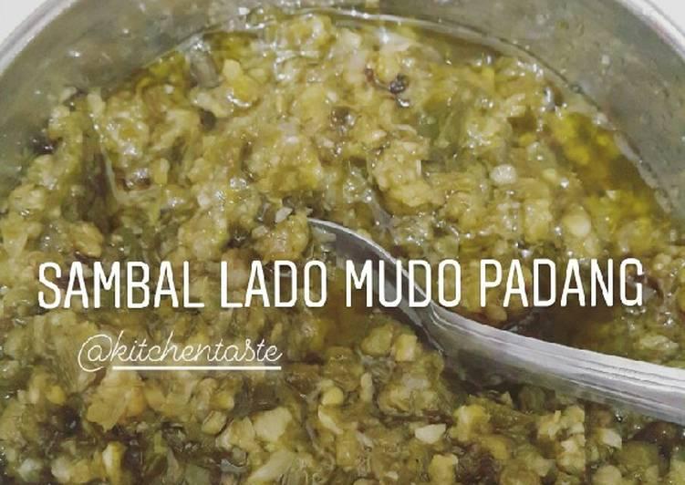 Resep: Sambal Lado Mudo Padang (Sambal Ijo) ala Kitchentaste