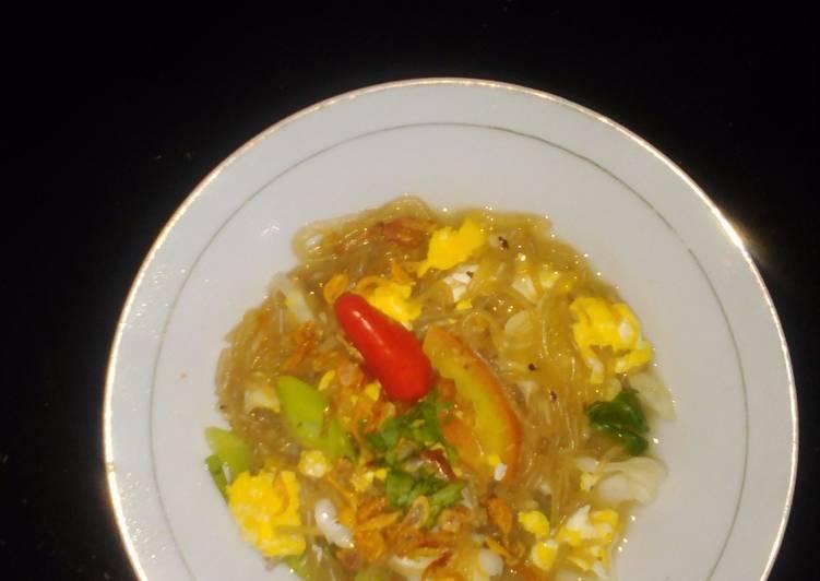 Cara memasak Mie lethek nyemek (khas bantul)#20 istimewa