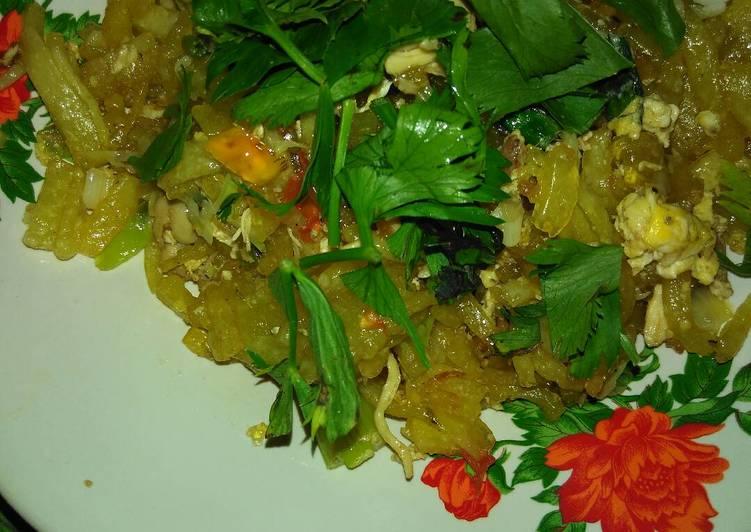 Cara Mudah membuat Mie des. mie khas pundong bantul yogyakarta lezat