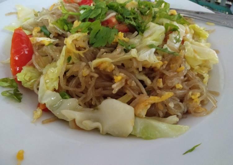 Resep memasak Mie Lethek goreng khas Bantul lezat