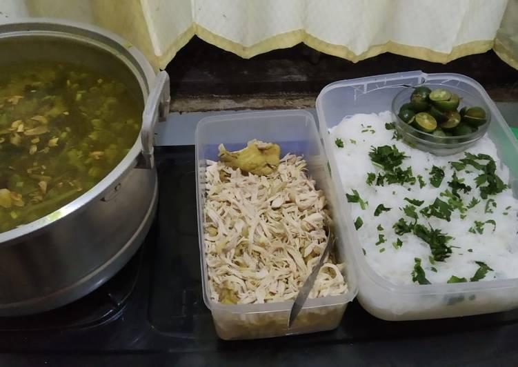Resep: Soto Ayam surabaya simpel lezat