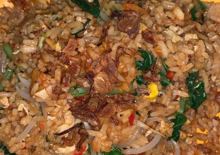 Resep: Nasi goreng jawa (ALA SURABAYA) istimewa