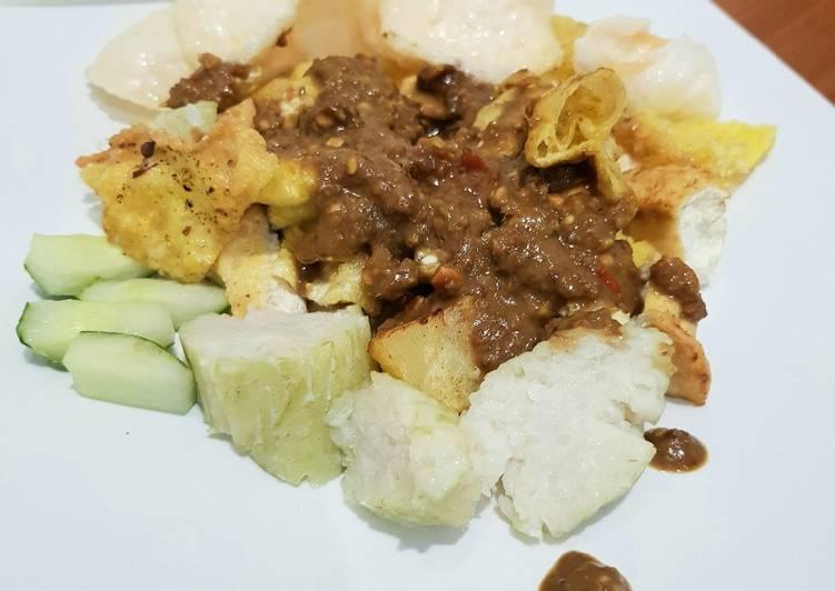 Cara memasak Tahu tek / tahu telur Surabaya