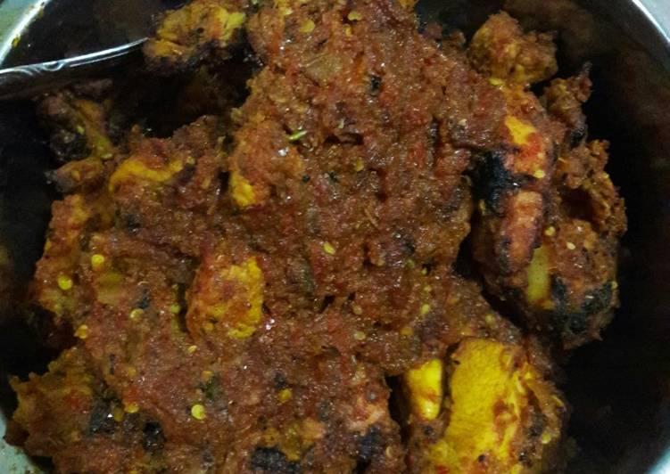 Resep: Ayam bakar suroboyo istimewa