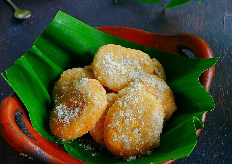 Resep: Kue Getas Khas Surabaya Praktis dan Enaak istimewa