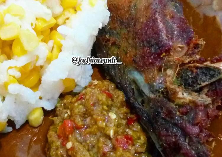 Resep: Bebek goreng khas Surabaya