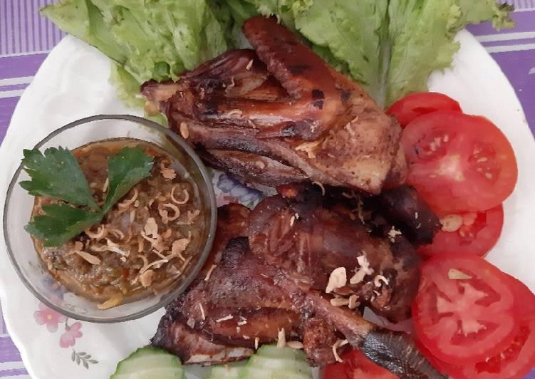 Resep memasak Bebek Goreng sambal hejo nikmat lezat