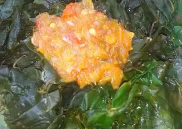 Cara Mudah memasak Sambal Sere kukus Semanggi 🍀🍀🍀 enak