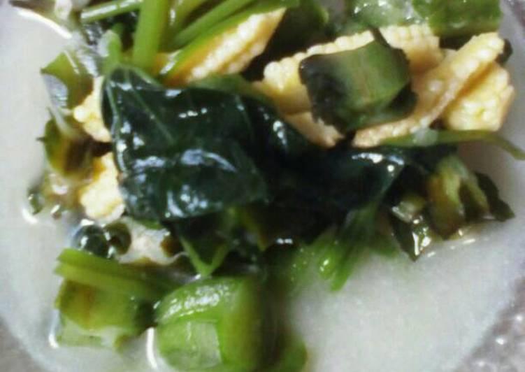 Resep: Sayur bobor khas jawa timur