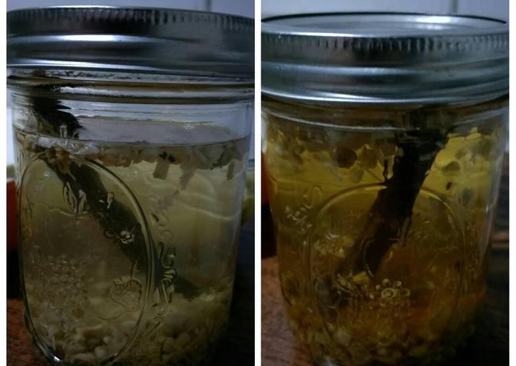 Resep mengolah Marshmallow root herbal tea