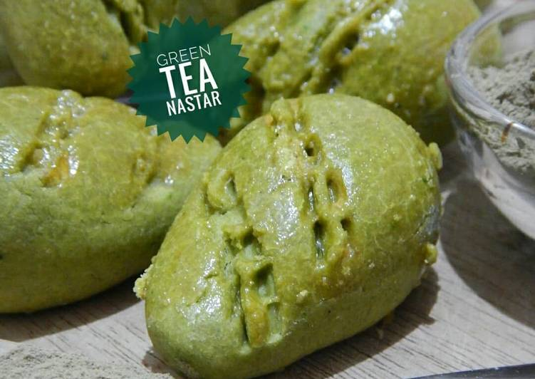 Resep: Glutenfree green tea nastar#BikinRamadanBerkesan istimewa