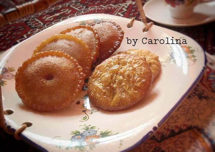 Cara membuat Kue Cucur Betawi (Recook Resep @Nuning Putri MCI4) istimewa