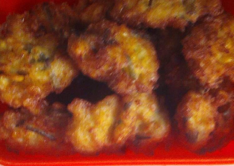 Resep: Dadar jagung Sidoarjo lezat