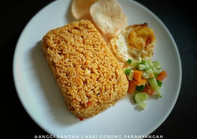 Resep: Nasi goreng parahyangan