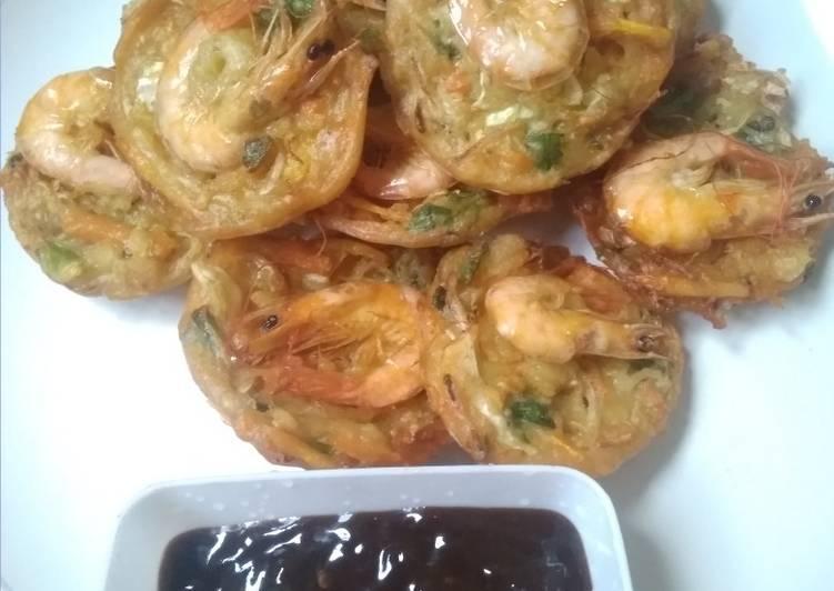 Resep: Ote - ote udang sambal petis lezat