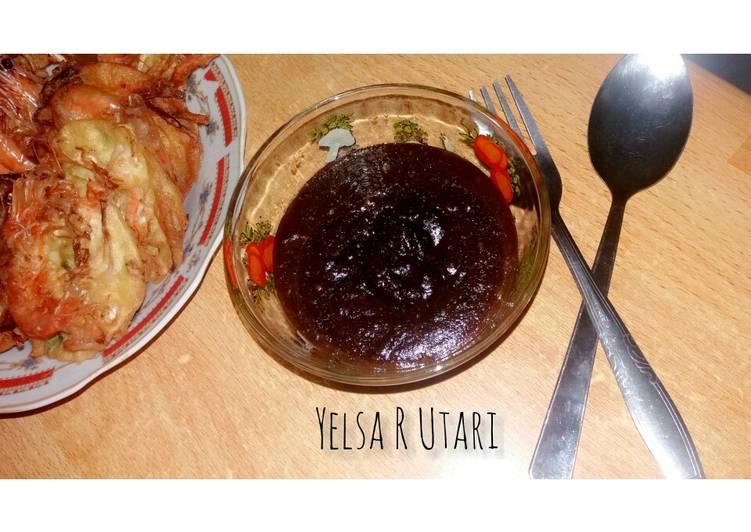 Cara memasak Sambel Petis untuk Cocolan Bakwan lezat