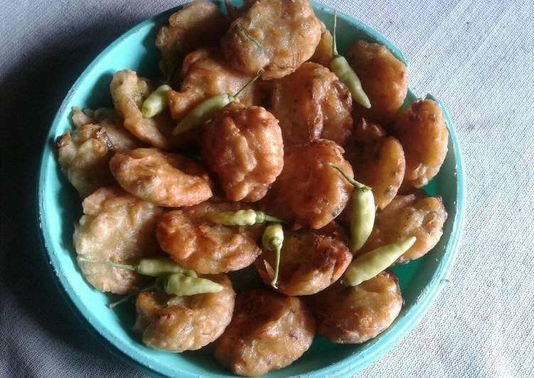 Resep: Bakwan sayur/ weci/ ote-ote lezat