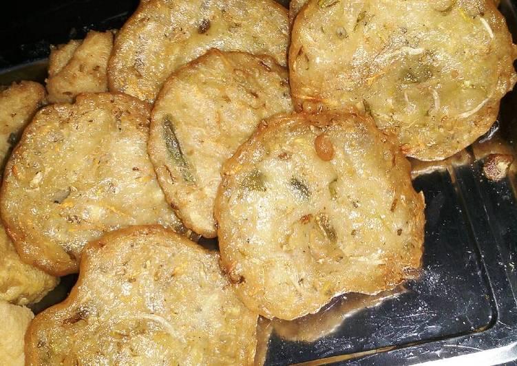 Cara Mudah memasak Weci/ote-ote/bala bala/heci (wong blitar) 🍥