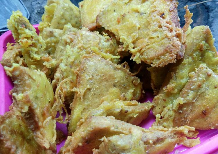 Resep: Tempe menjes/gembos crispy lezat