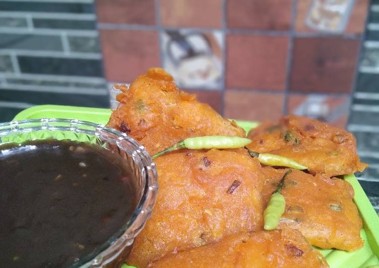 Resep: Tempe menjes tepung kriuk VittA's kitchen enak