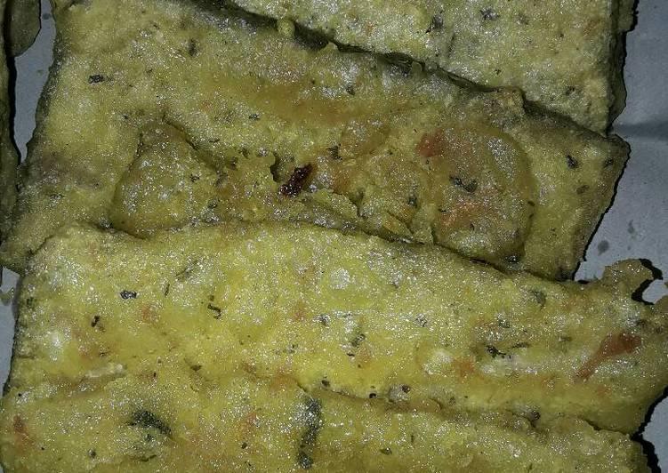 Resep: Menjes goreng tepung