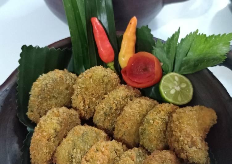 Resep mengolah Nagget daun kelor keju enak