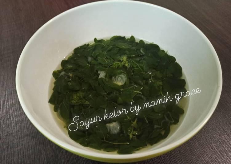 Resep: SAYUR KELOR by mamih grace