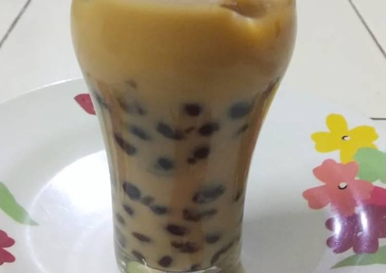 Resep: Boba thai with brown sugar