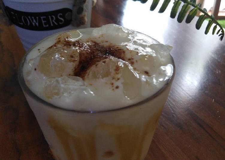 Resep: Caramel boba sugar