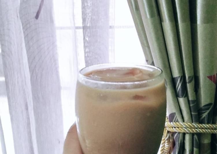 Resep: Thai tea rumahan