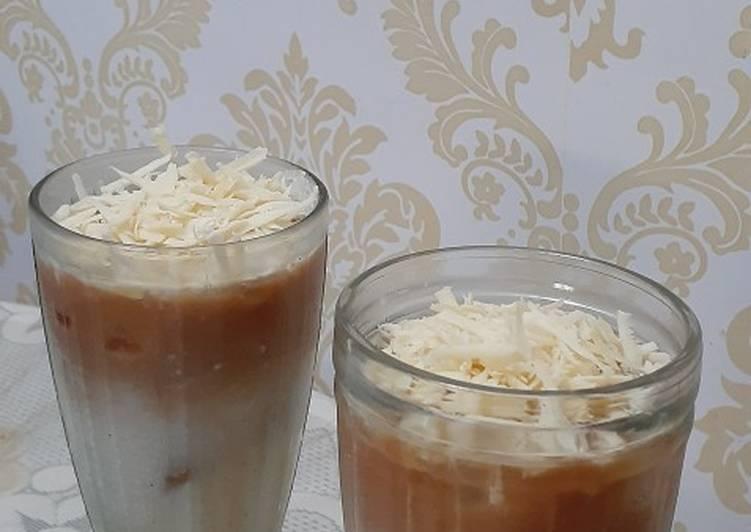 Resep membuat Thai tea lezat