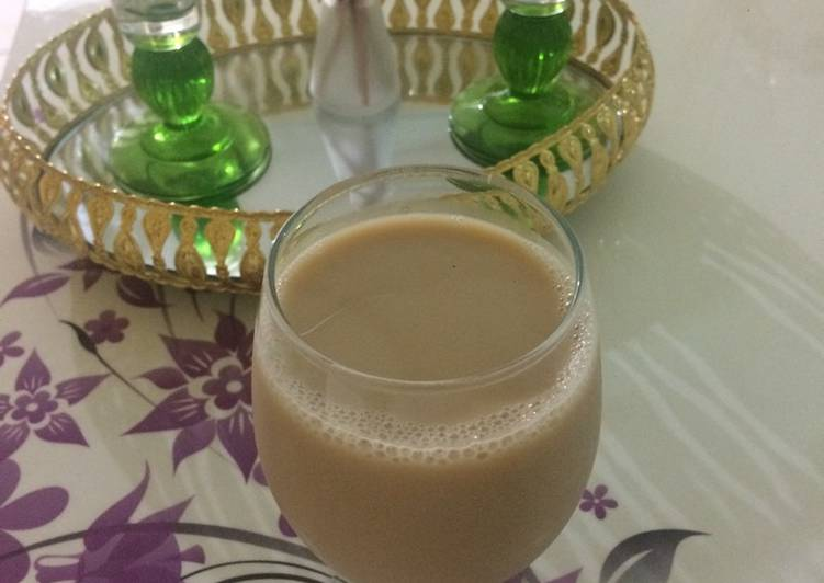 Resep: Thai Tea (sut cay) istimewa