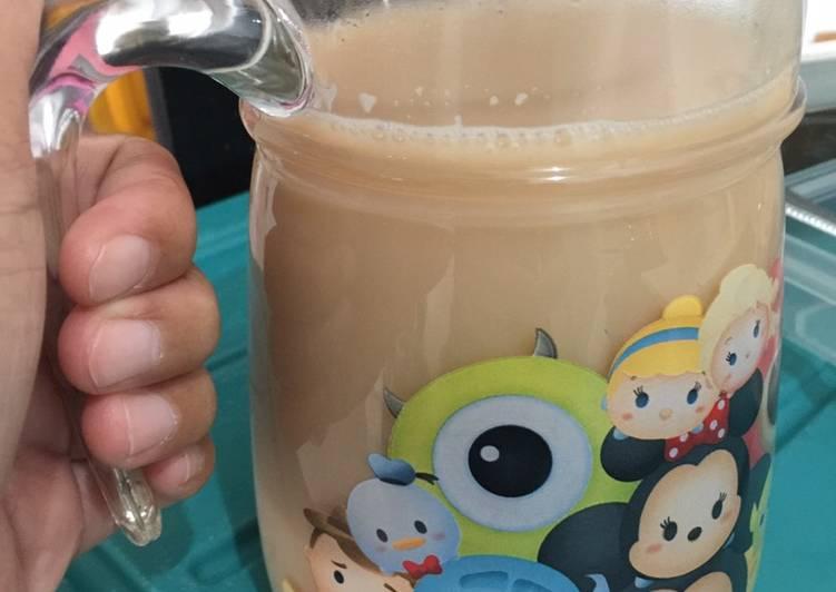 Resep: Thai tea rumahan lezat