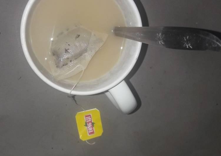 Resep: Mirip Thai Tea (teh susu proletar) enak