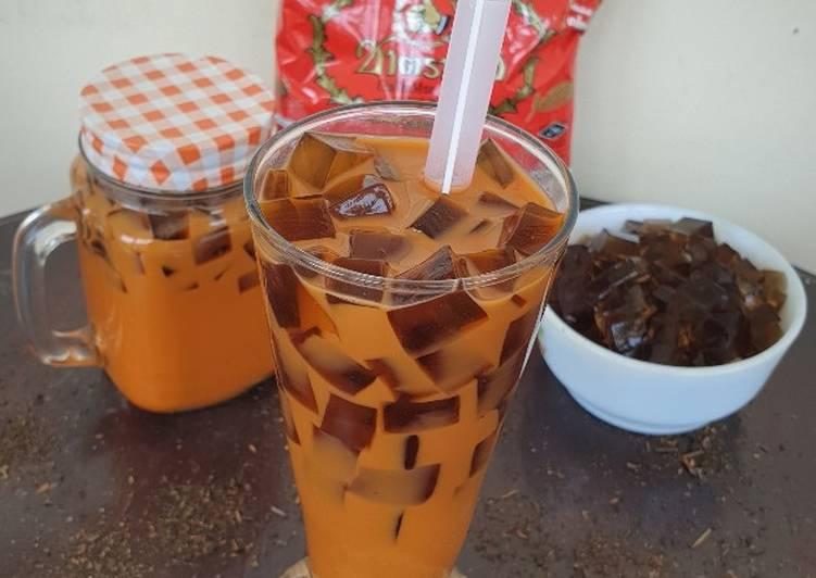 Resep: Thai Tea Homemade