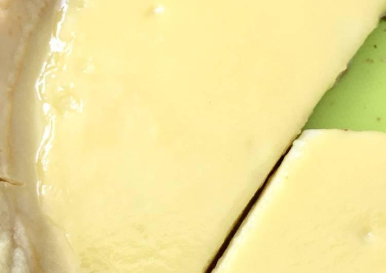 Resep: Pie susu (takaran sendok) teflon uk 18 cm istimewa