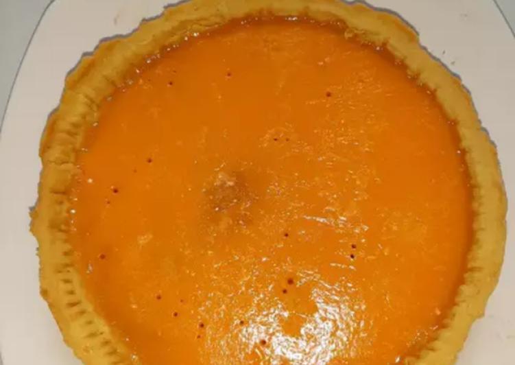 Cara membuat Kue pie susu teflon enak