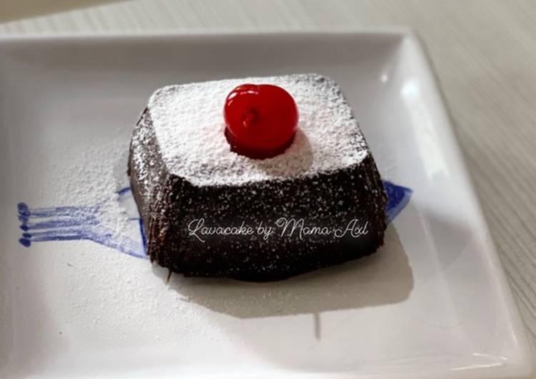 Resep: Lava Cake kukus anti gagal