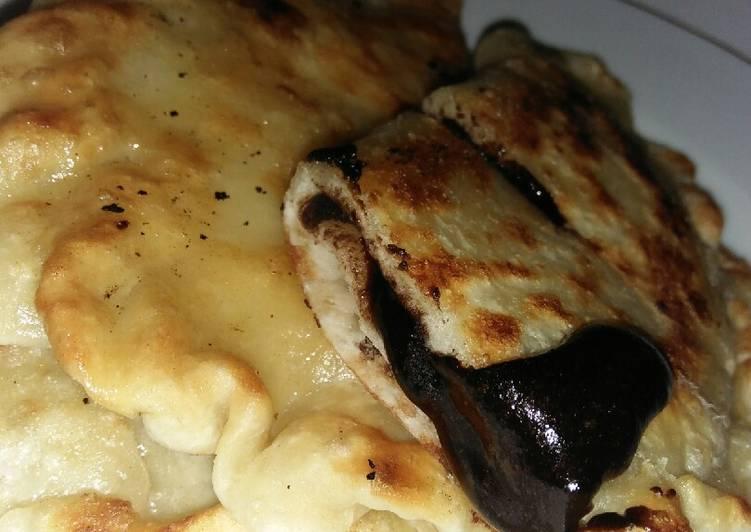 Resep: Choco lava cake